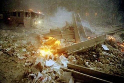 8 Pruebas Científicas de Porque el 9/11 es mentira y quienes lo llevaron acabo. 911moltensteel