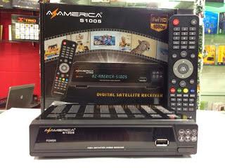 AZAMERICA - ATUALIZAÇÃO AZAMERICA S1005 HD V1.09.12186 - 19/05/2014 ! S1005