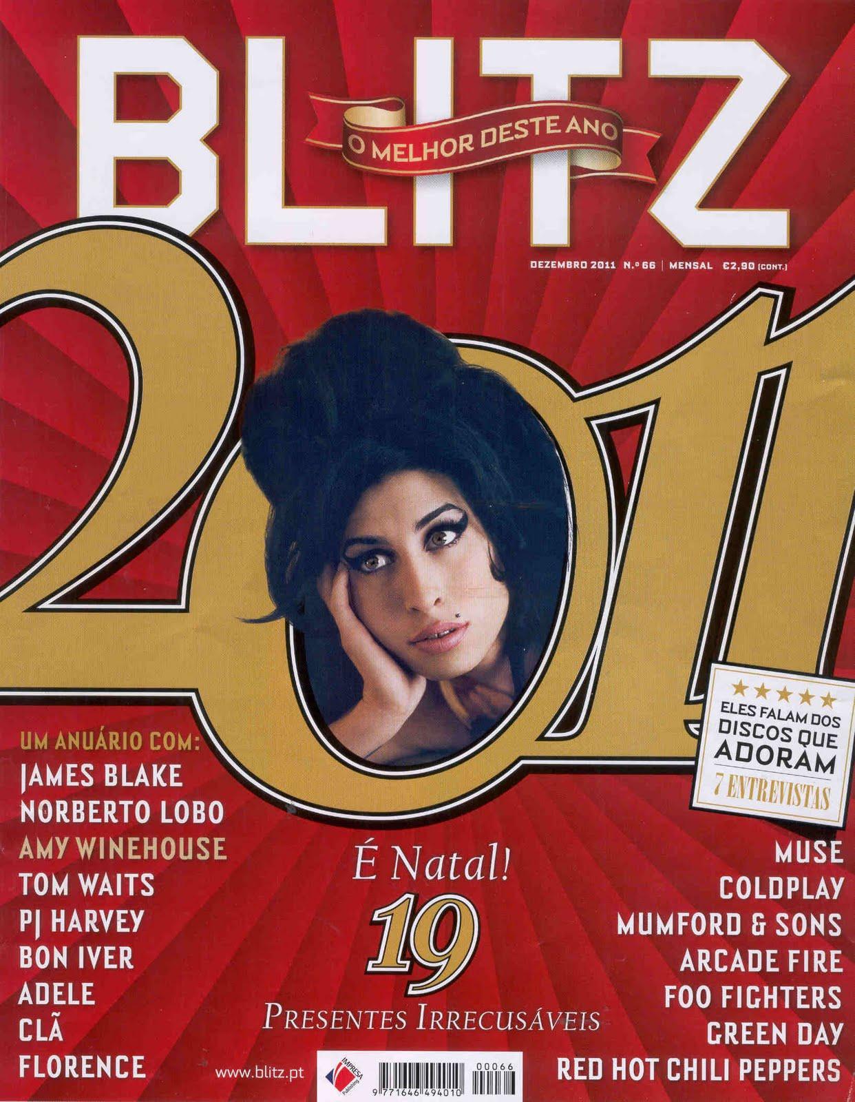 Os melhores discos de 2011 Blitz2011