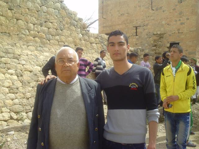 تحية إجلال لأستاذنا الموقر شاعر زريبة الوادي السيد عبد القادر شريط  PICT0205