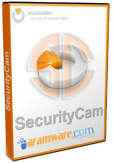 برنامج تحويل كاميرا الويب الى كاميرا مراقبة SecurityCam 1.5.0.4 SecurityCam