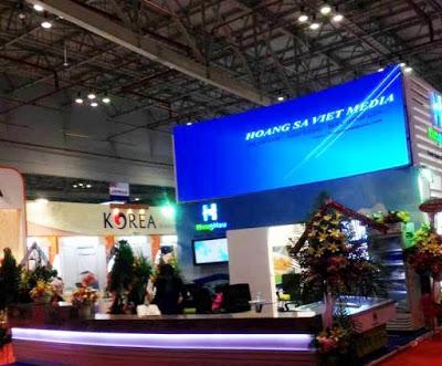 Cho thuê bàn ghế , màn hình Led giá tốt tại HCM Led%2Bcong