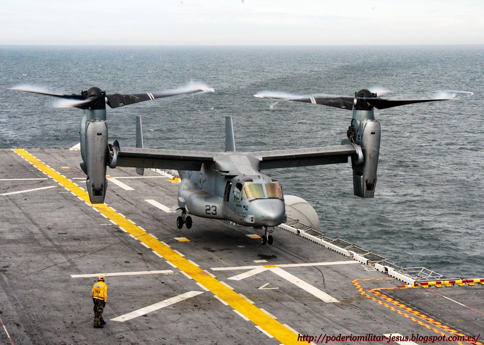 Bell-Boeing V-22 Osprey  (aeronave militar polivalente, catalogada como convertiplano USA) )  - Página 2 Helicoptero%2BV-22%2B%281%29