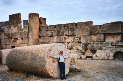 Exploring The Megalithic Quarry Of Baalbek Lebanon 2.18baalbek