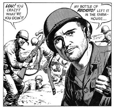 Fallece la Leyenda del comic Russ Heath  Comic
