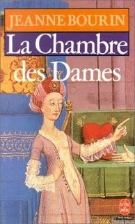 La Chambre des dames, tome 1 : Le jeu de la tentation de Jeanne Bourin Chambre-des-Dames