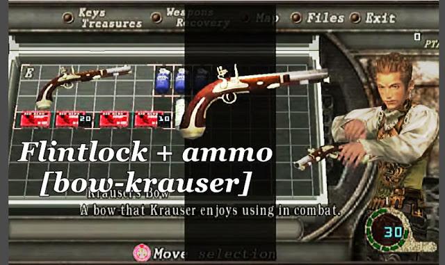 Flintlock X Arco Krauser Flintlock1