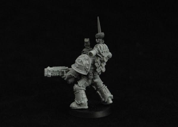 Warhammer 30k Sons of Horus  SOH_Volkite_WIP_11