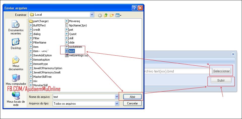 Como mudar o nome do servidor no client (onde seleciona a sala) (Com MagicHand 2.0) [Mu Online] Mudarnomedoserverpart3
