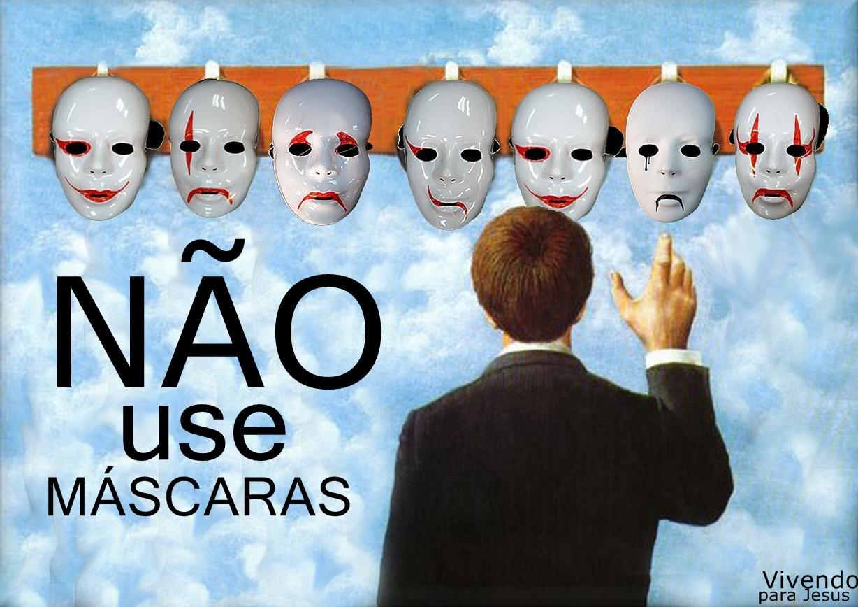 Todos querem a verdade porém ninguém aceita a verdade  Mascara1-copiaff