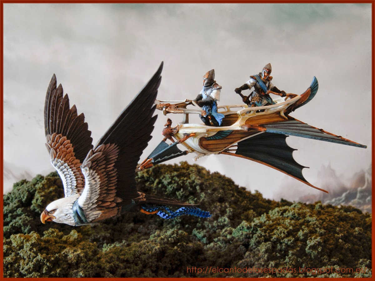 El Canto de las Espadas Miniatures. - Page 2 Escolta-Celeste-lothern-Skycutter-Alto-Elfo-High-Elves-Warhammer-04