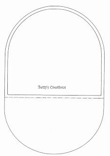 Упаковки и подставки Пасхальные VorlageOdi
