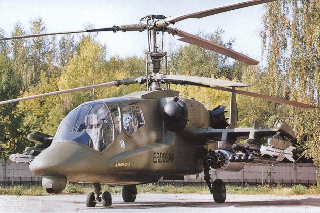 Kamov Ka-52 Alligator: el nuevo carro del infierno - Página 3 KA50169h