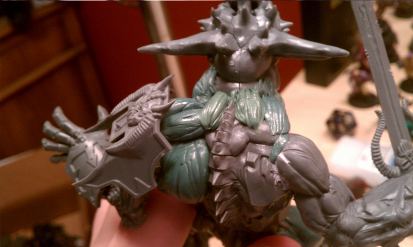 Another conversion, a Bipedal Soul Grinder! IMAG0586c
