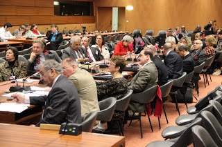 لقطات من اجتماع الهيئة المركزية ومؤتمر المساءلة والعدالة للعراق في جنيف المنعقدللفترة 15.13ـ3ـ2013 IMG_7397