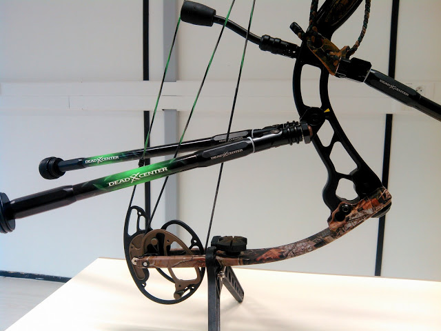 Les Stabilisations Dead Center Archery - La gamme Diamond Series IMG_20160128_153509