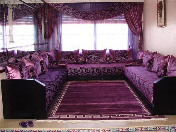 اجمل الصالونات المغربية الراقية  6