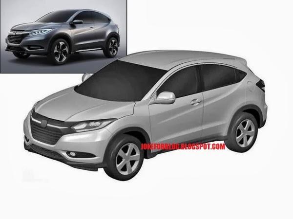 2014 - [Honda] Vezel / HR-V O0600045012740424720