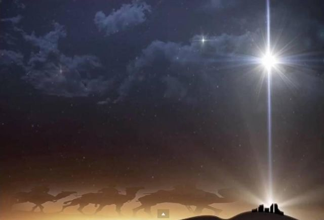 Something is going to happen on June 30th that hasn't happened in over 2,000 years   Star%2Bof%2BBethlehem