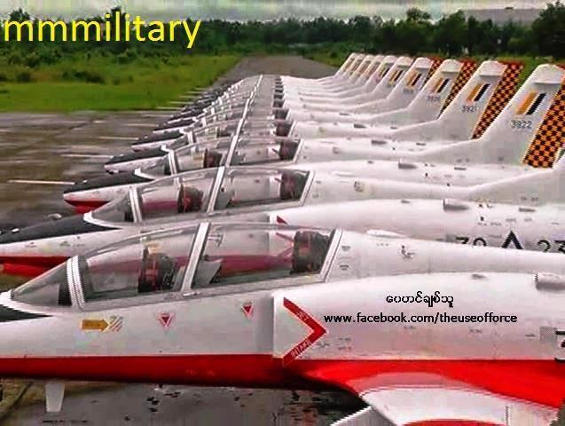 Myanmar Myanmar%2BAir%2BForce%2Baircraft%2Bget%2Bsix%2Bnew%2BChinese%2BK-8%2Btrainer%2Baircraft%2B4
