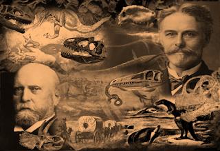 Dinosaur Hoax - Dinosaurs Never Existed! Bone_wars_by_pelycosaur24-d4rduol