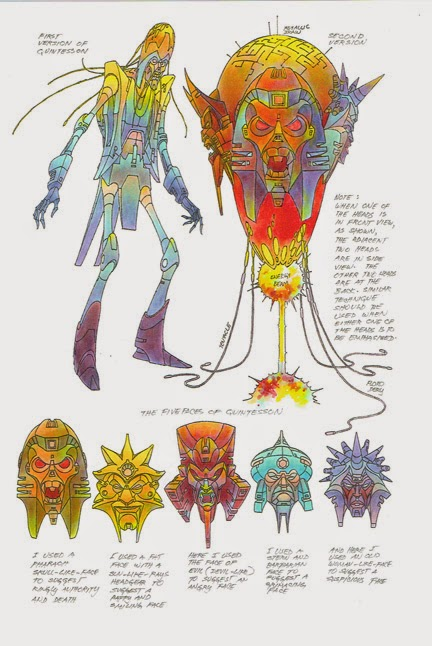SITE WEB - Transformers (G1): Tout savoir en français: Infos, Images, Vidéos, Marchandises, Doublage, Film (1986), etc. - Page 2 Quintesson