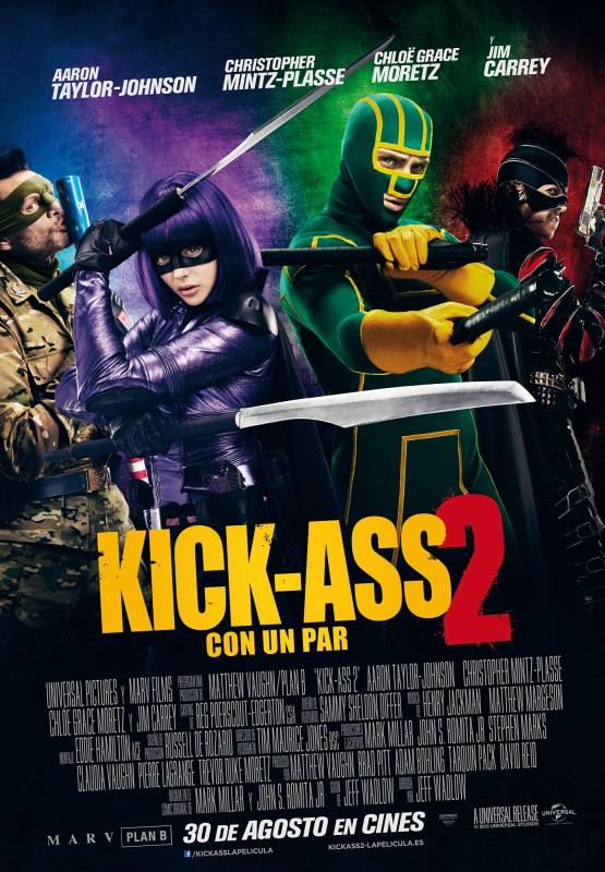 """FILM >> """"Kick-Ass 2"""" Kick-ass-2-con-un-par"""