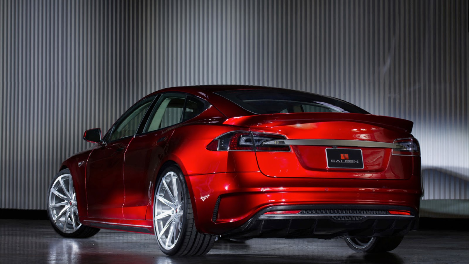 2009 - [Tesla] Model S Sedan - Page 9 Saleen2