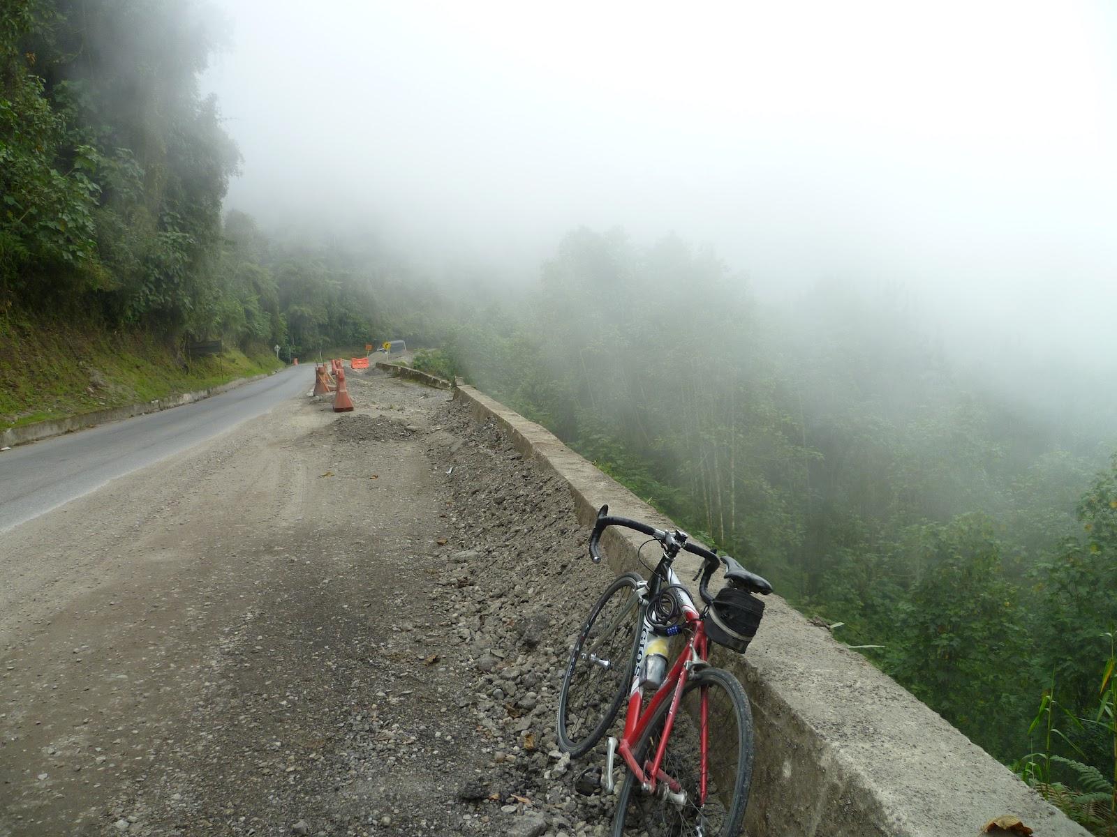 Mi pequeña Vuelta a Colombia.  14 etapas - 30 días - 1530km  P1010152