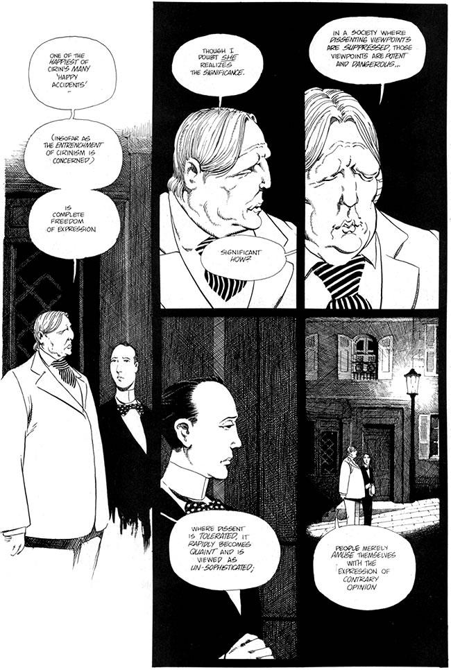 Les comics que vous lisez en ce moment - Page 33 Cerebus_140_oscar