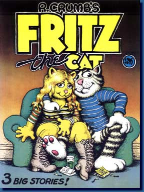 FRITZ THE CAT Crumb_fritz_cover
