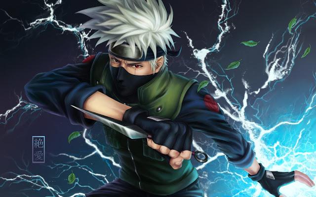 FONDOS DE ESCRITORIO DE ANIME Kakashi-Hatake_Naruto-Shippuden_Fondos-Anime-HD
