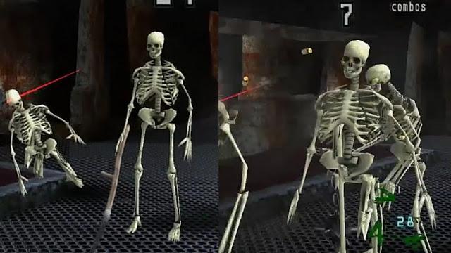 Esqueletos MK para los Iluminados Skeleton