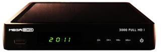 AZBOX BRAVISSIMO/MOOZCA EM MEGABOX 3000 MEGABOX-3000-HD-