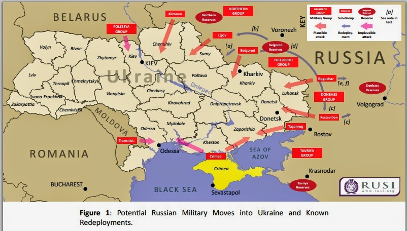The Situation in the Ukraine. #2 - Page 37 Invade