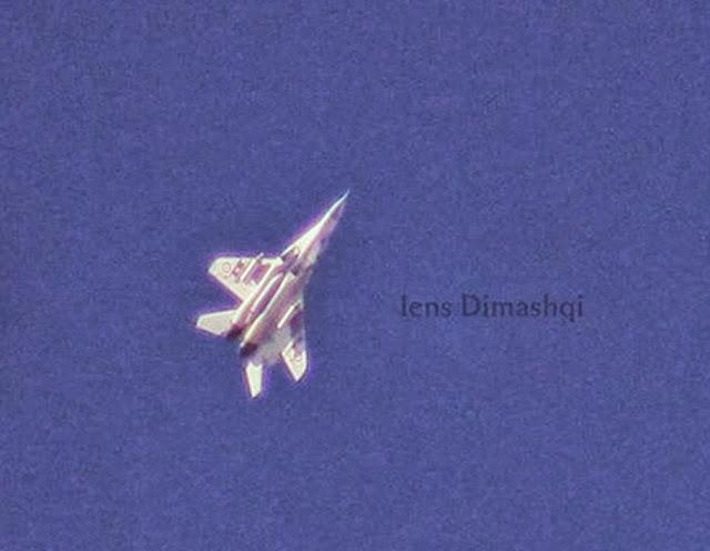 القوات الجويه السوريه .....دورها في الحرب القائمه  2013-10-15_MiG-29_2
