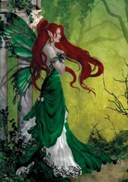 Túlvilág - Page 5 Irish_fairy