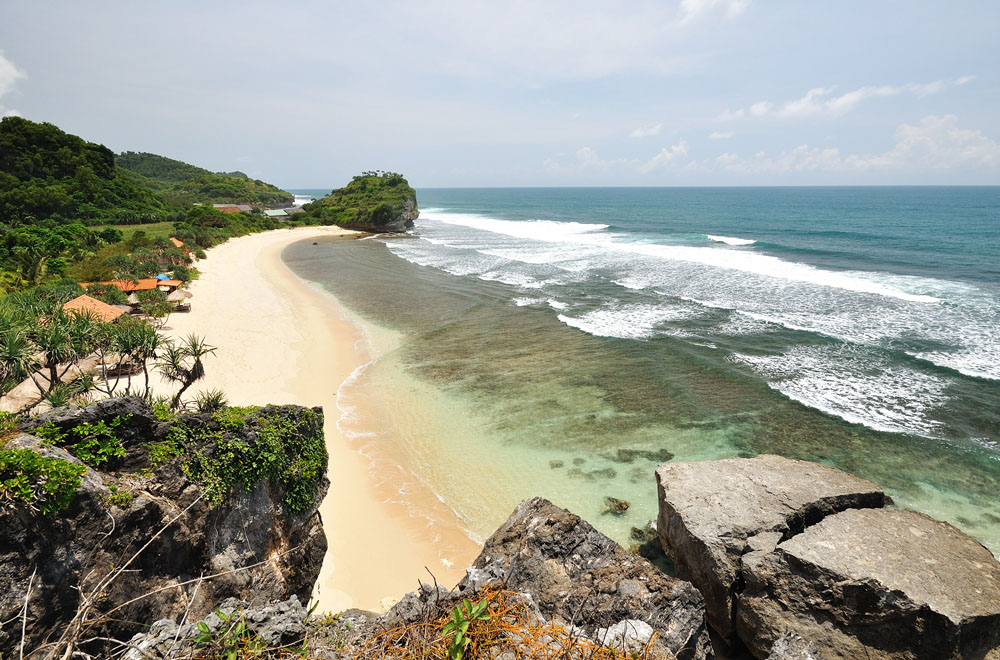 Pantai Indrayanti.... dikelola secara serius !!! Indrayanti7
