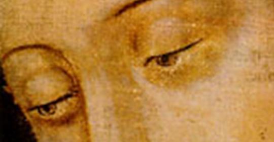 La vierge de Guadalupe Eye2