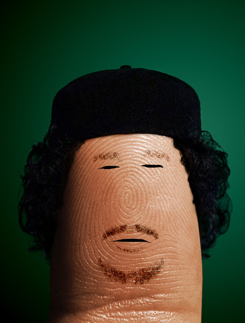 COLONEL GADDAFI - Into the hands of Lybia's former leader! - Page 3 DitoGheddafi
