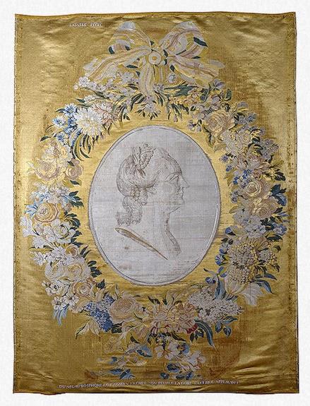 Catherine II  achète la bibliothèque de Voltaire 123887