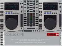 Free Download Skin VDJ Dj CHow CDJ100S 5th(1024768) Im788