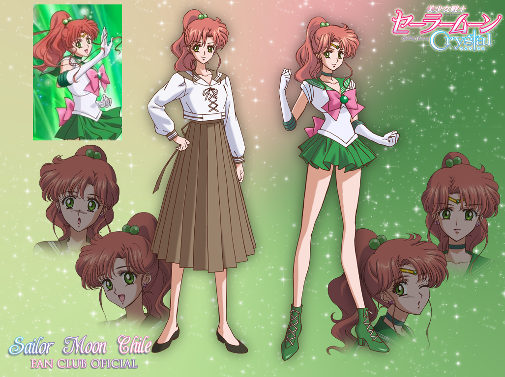 Galeria Sailor Moon Crystal Mako