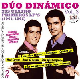 ¿Cuánto mide Manuel de la Calva y Ramón Arcusa? (Dúo Dinámico) - Altura Duo%2Bdin.