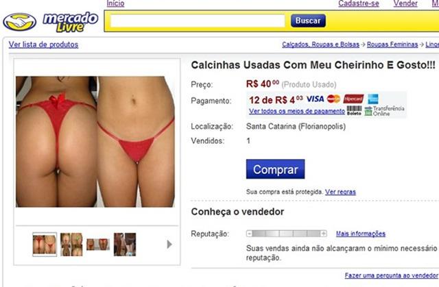 """Coisas Malucas Encontradas no""""mercado Livre"""". 0228"""