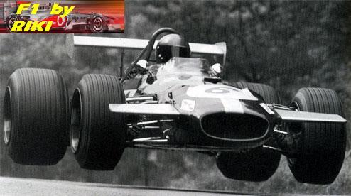 Biografia Jack Brabham Brabham