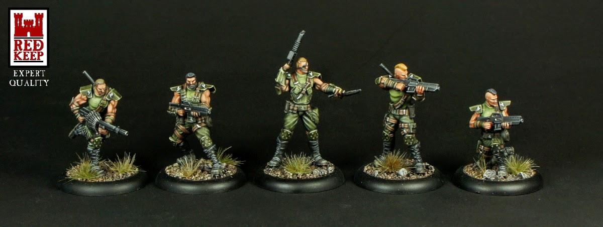 Présentation Warzone Resurrection Maines1