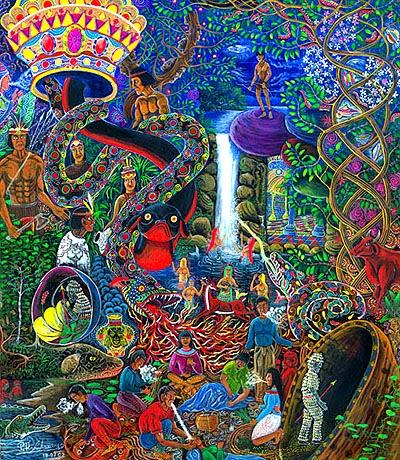 Spiritual Science Pablo_amaringo-huarmi-nahui_sm1