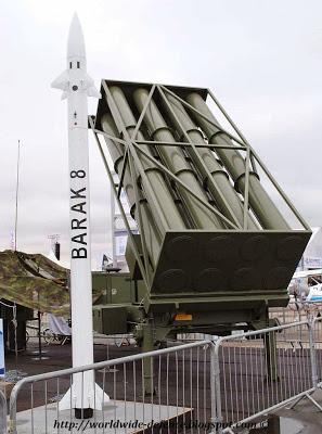 Israel - La India prueba con éxito misil tierra-aire desarrollado con Israel. 10708732_373830056118306_7037881917530112171_o