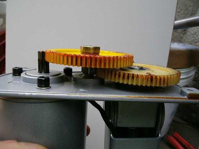 Plataforma de movimento para homecockpit com FSX ou XP10 - Página 5 Engrenagens